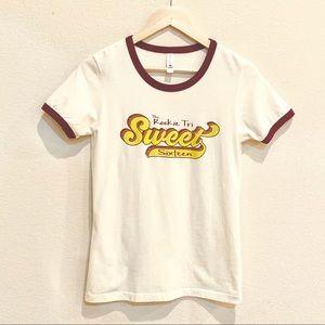 The Rookie Tri Sweet Sixteen Short Sleeve T-Shirt